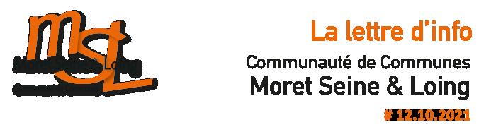 entete du document, logo moret seine et loing, communauté de communes