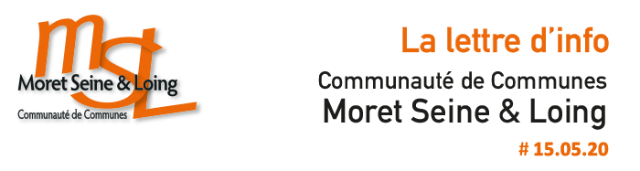 entete du document, logo moret seine et loing, communauté de communes